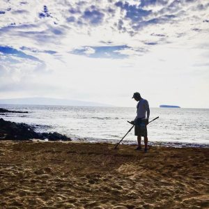 Metal Detector Rental Service Maui