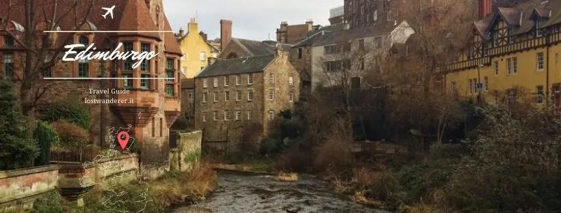 Edimburgo, guida di viaggio