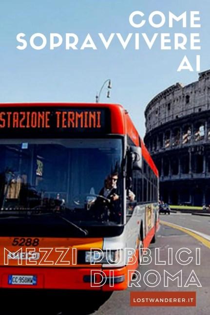 Manuale di sopravvivenza ai mezzi pubblici di Roma