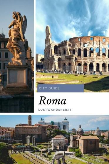 Roma pin per Pinterest