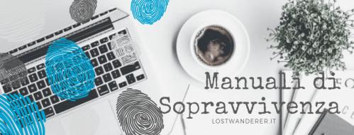 MDS, manuali di sopravvivenza, how to, ironia, comiche, manuale