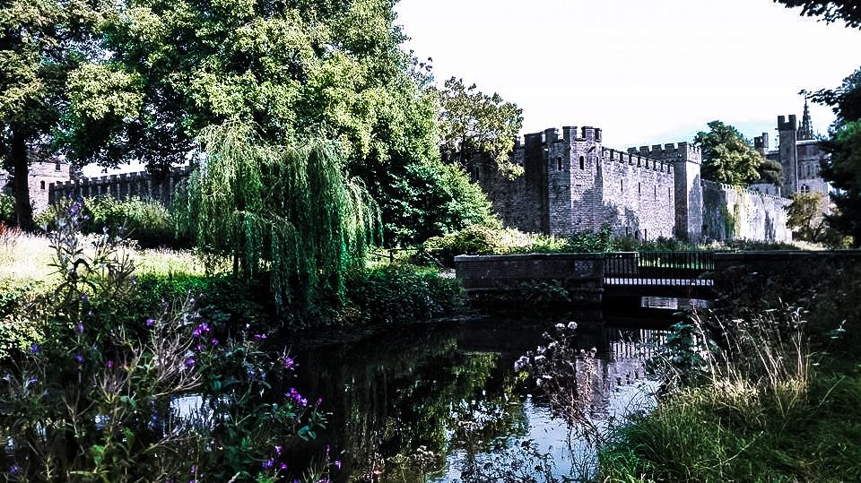 Bute Park, il parco di Cardiff