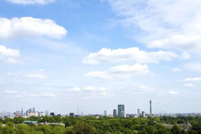 Primrose Hill, la collina a nord di Londra dalla vista mozzafiato