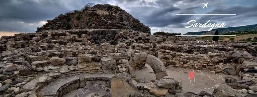 Sardegna non turistica, terra di cultura banner per lostwanderer.it