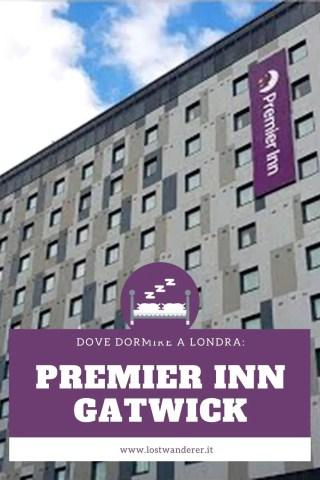 Premier Inn di Gatwick Pin per Pinterest