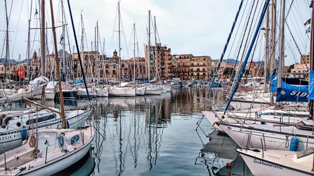 Palermo in un giorno: La Cala e il porto