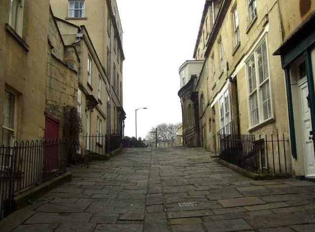 Centro storico di Bath
