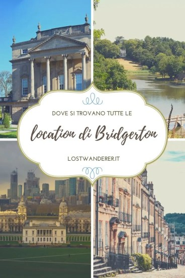Location di Bridgerton pin per Pinterest