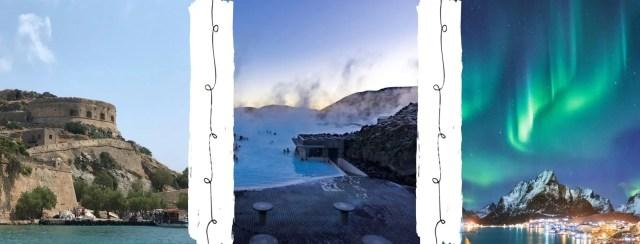 Oroscopo per viaggiatori: le mete dei segni d'aria sono Creta, Islanda e Norvegia