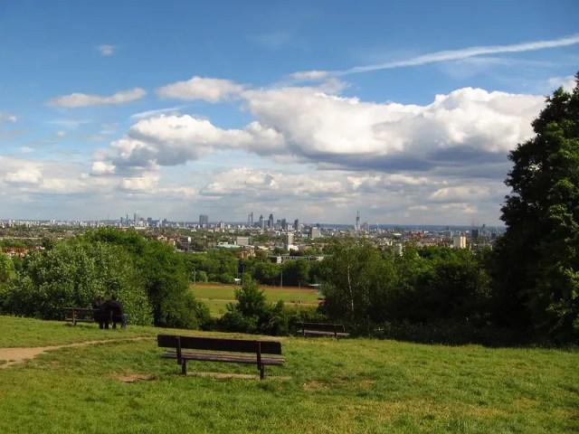 Parliament Hill, il punto più alto della brughiera dove vedere Londra