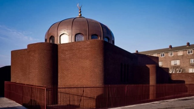 Moschea di Cardiff Bay