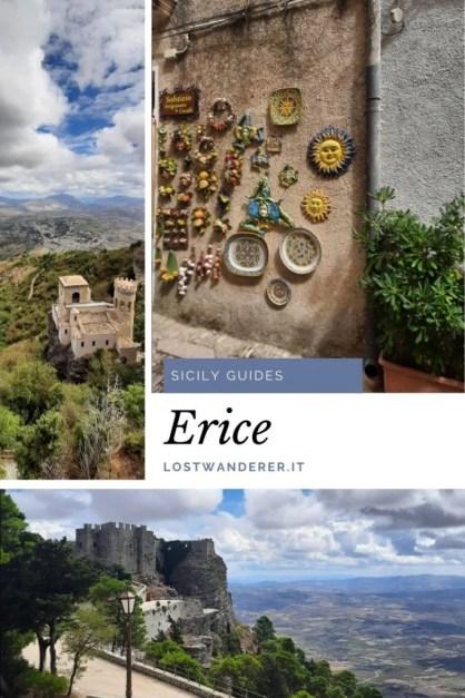 Borgo medievale di Erice pin per Pinterest
