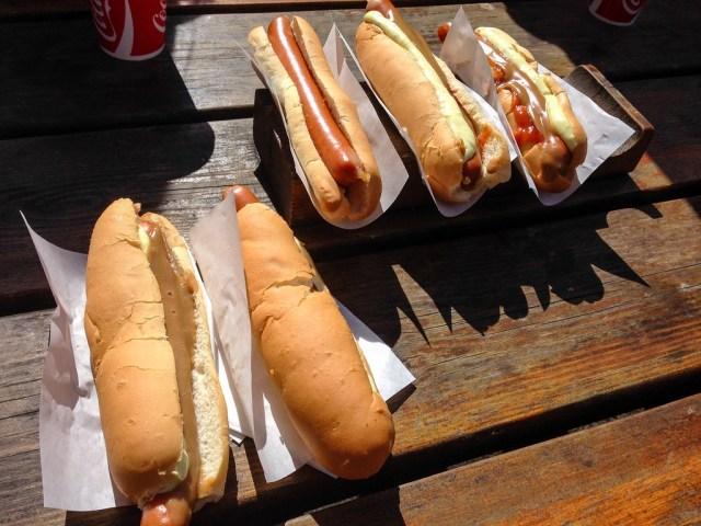 Hot Dog islandese