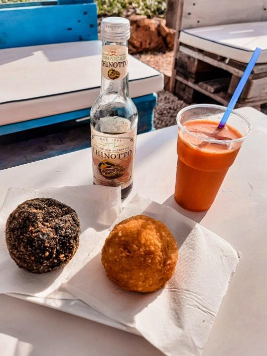 Dove mangiare a Favignana: fare pausa al Kiosko di Marasolo