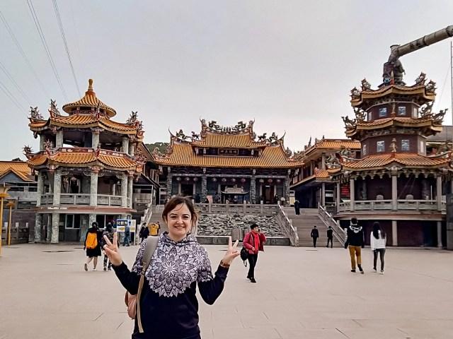 Alessandra trasferirsi in Cina per insegnare l'inglese