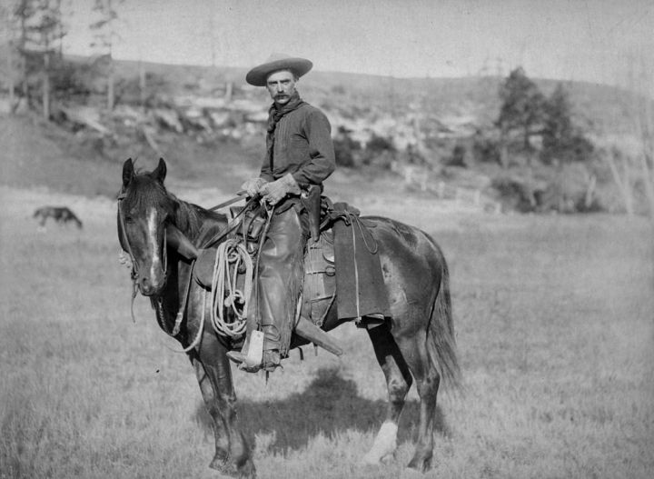 The Cow Boy 1888