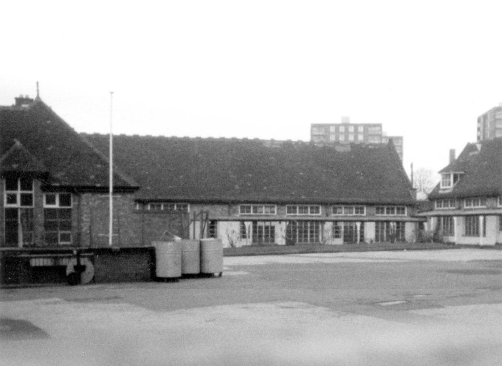 Red Cross Street School, Wolverhampton