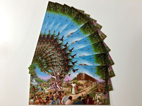 The Invitation Postcard