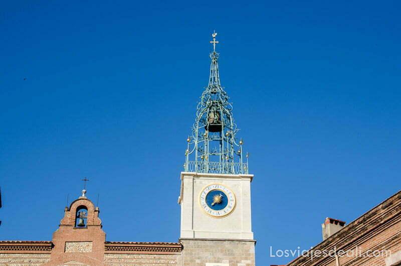 campanario de catedral de perpignan