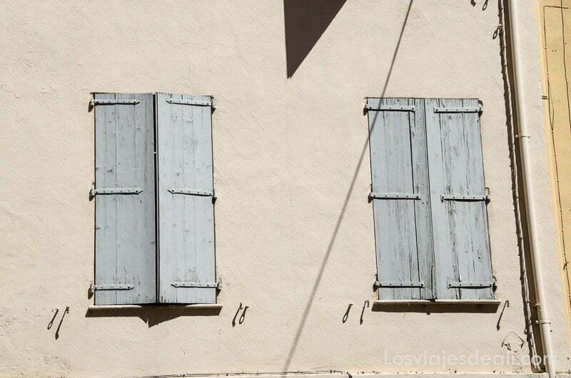 ventanas de madera en perpignan