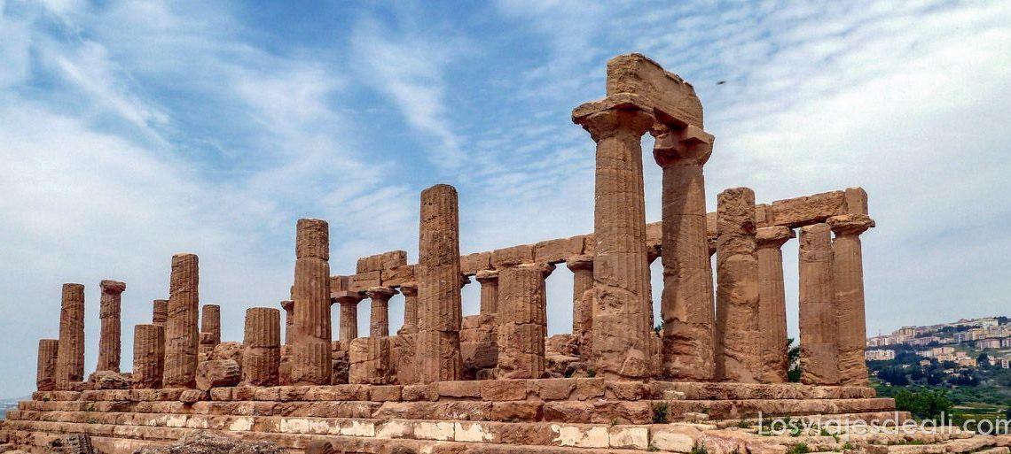 ruinas de agrigento