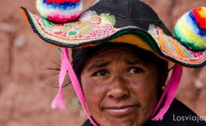 mujer peruana