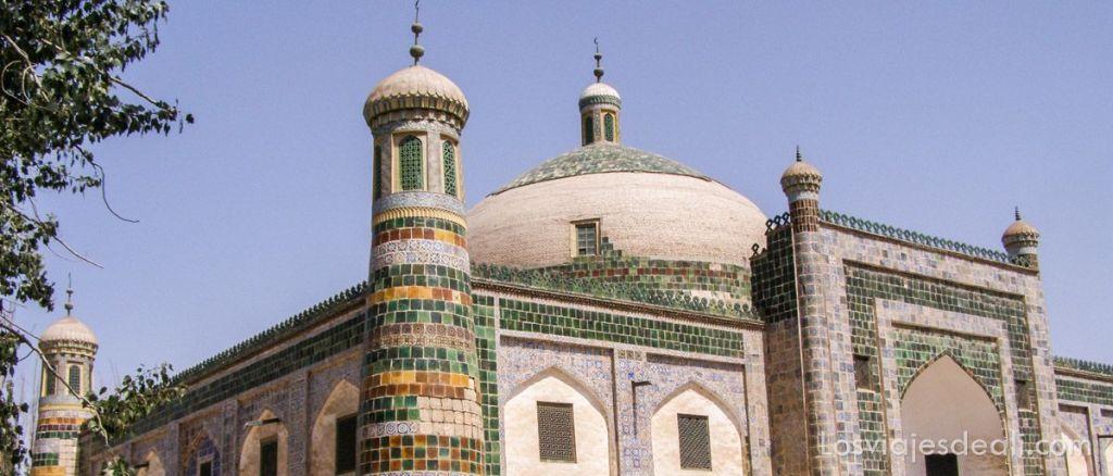 mausoleo abak khoja