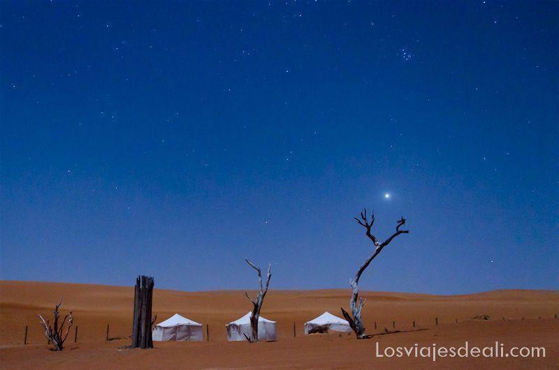 desiertos del mundo Wahiba Sands