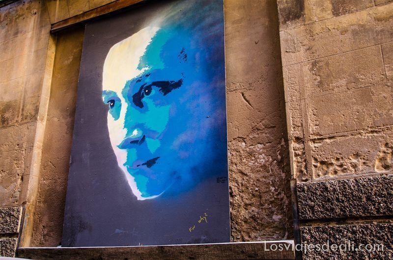 paseo fotográfico por palma de mallorca grafitti