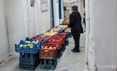 gastronomía griega