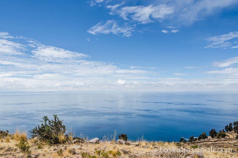 islas del lago titicaca taquile