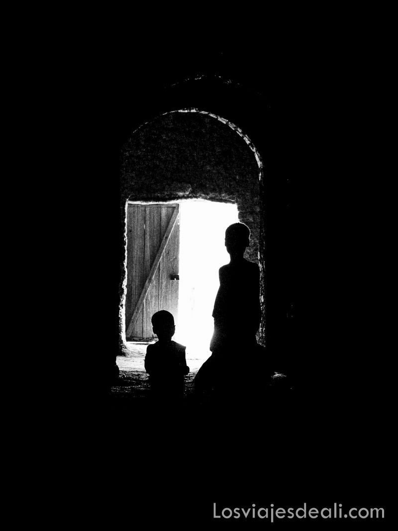 Burkina Faso mezquita de Bani