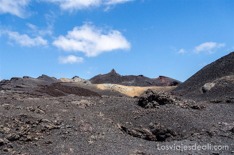 isla isabela volcán chico