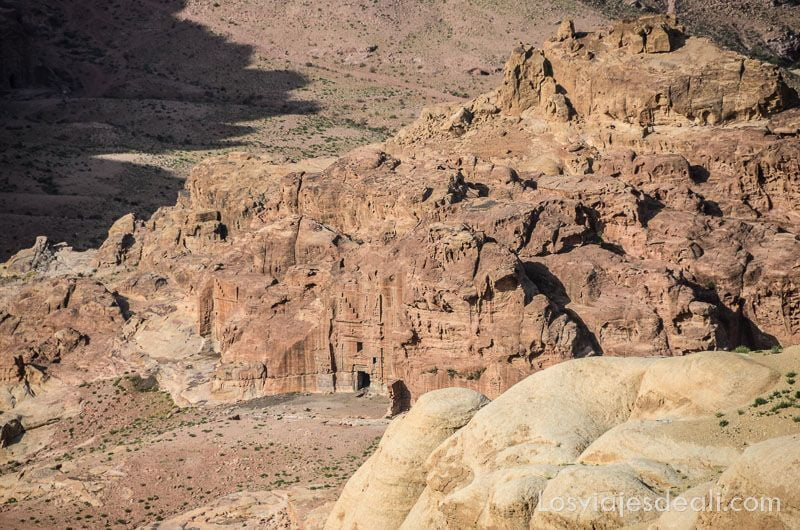 jordania paisaje petra colores del mundo