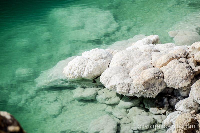 agua de aqaba y mar muerto