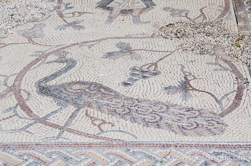 monte nebo figura de mosaico