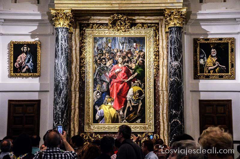 Espacios Greco de Toledo