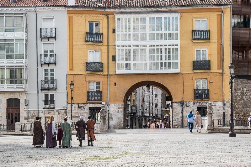fin de semana cidiano ciudad de Burgos