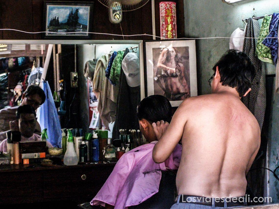 barbero de Hoi An