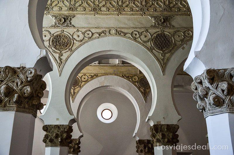 tres culturas de toledo sinagoga mayor