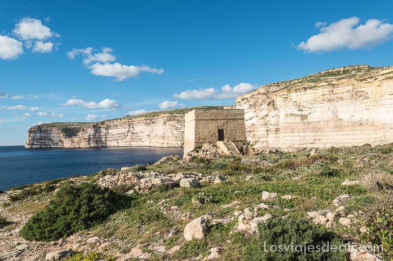 acantilados gozo en 7 dias en malta