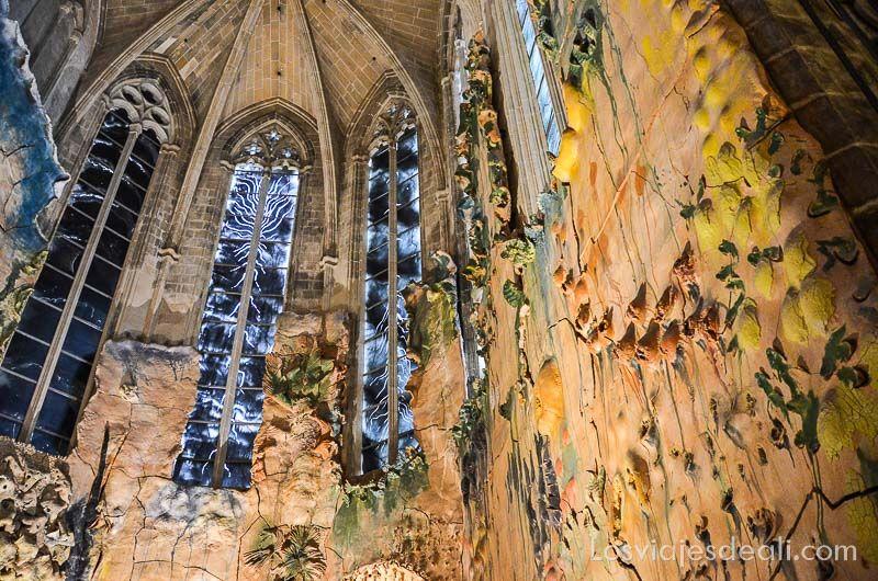 palma de mallorca monumental capilla barcelo