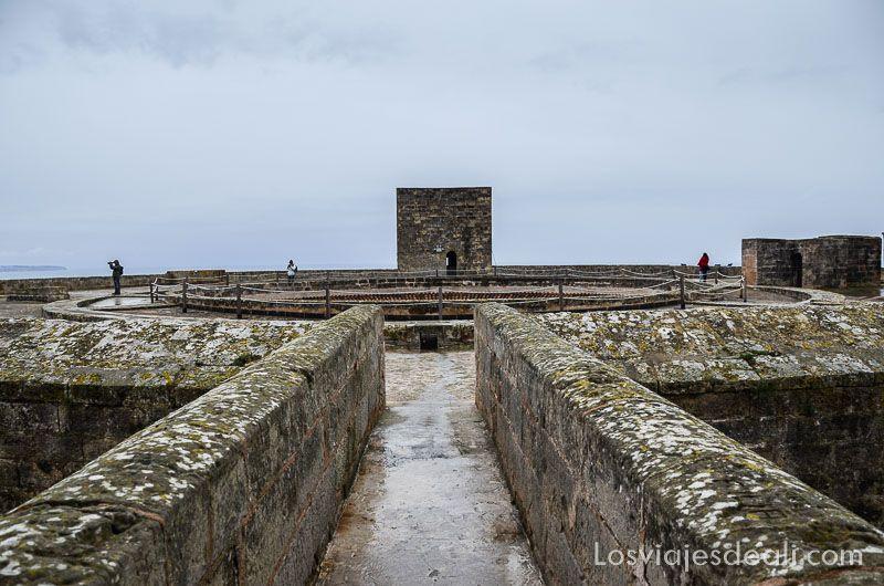 palma de mallorca monumental terraza castillo_