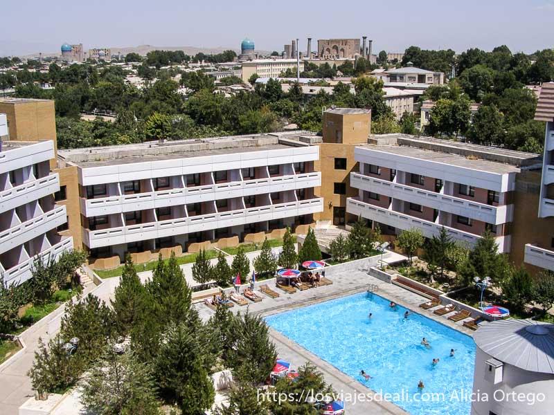 hotel de Samarcanda
