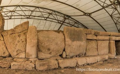 arqueologia en malta mnajdra