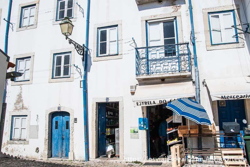 Lisboa en 20 fotos calles de Alfama