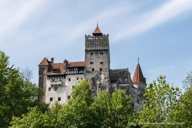 castillo de Bran primeras impresiones de un viaje a transilvania