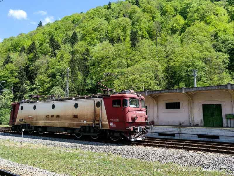 trenes de rumanía primeras impresiones de un viaje a Transilvania