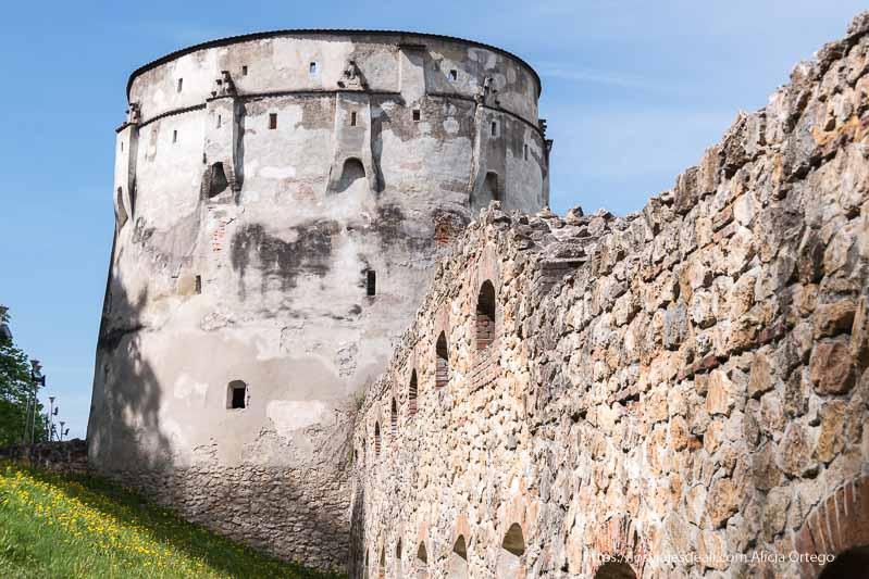 bastión y muralla dos días en brasov