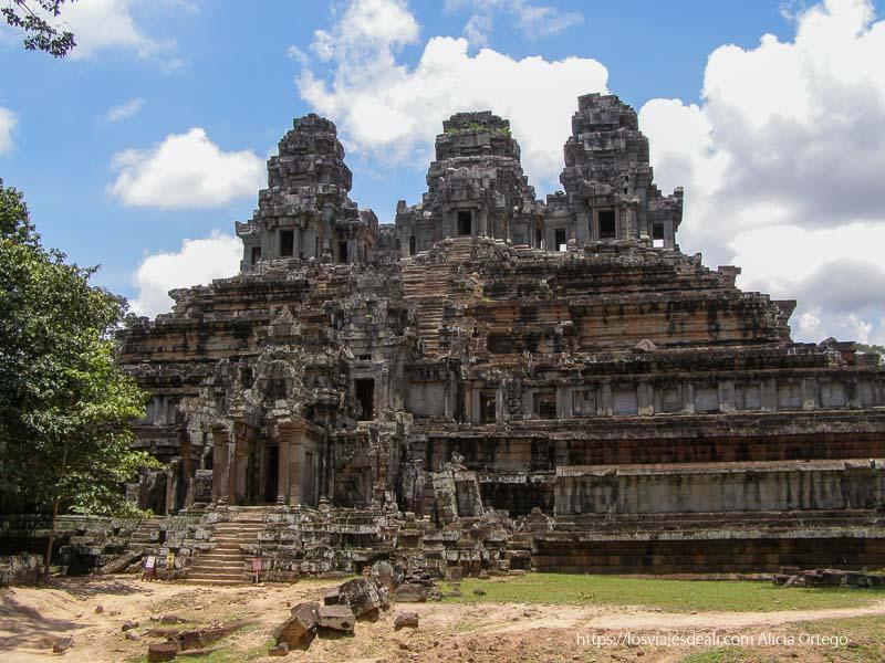 templo de Angkor